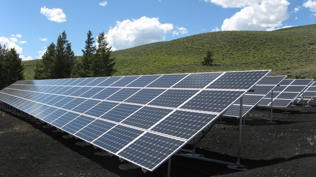 Picodat solenergi